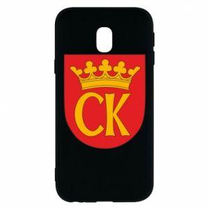Samsung J3 2017 Case Kielce coat of arms