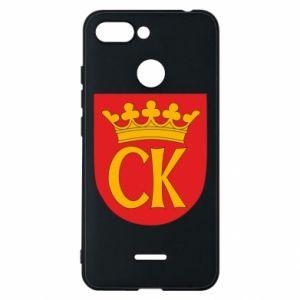 Xiaomi Redmi 6 Case Kielce coat of arms