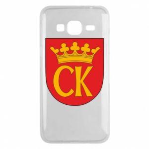 Samsung J3 2016 Case Kielce coat of arms