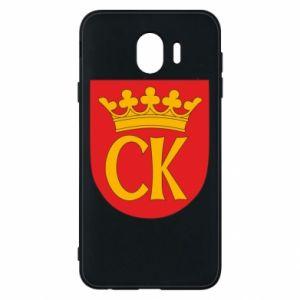 Samsung J4 Case Kielce coat of arms