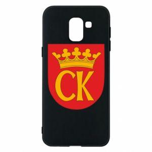 Samsung J6 Case Kielce coat of arms