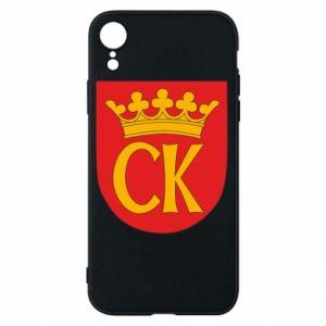 iPhone XR Case Kielce coat of arms
