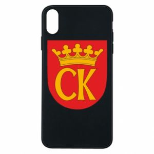 iPhone Xs Max Case Kielce coat of arms