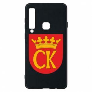 Samsung A9 2018 Case Kielce coat of arms