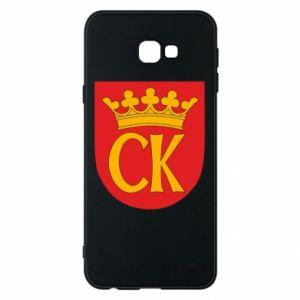 Samsung J4 Plus 2018 Case Kielce coat of arms