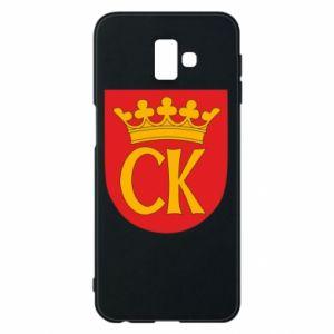 Samsung J6 Plus 2018 Case Kielce coat of arms