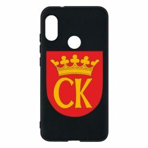 Mi A2 Lite Case Kielce coat of arms