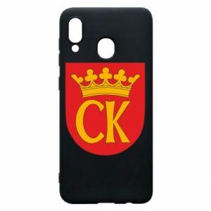 Samsung A30 Case Kielce coat of arms