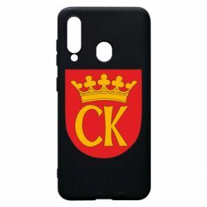 Samsung A60 Case Kielce coat of arms