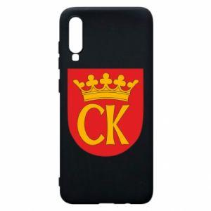 Samsung A70 Case Kielce coat of arms