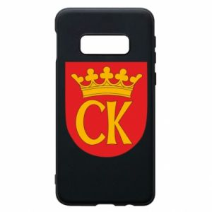 Samsung S10e Case Kielce coat of arms