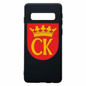 Samsung S10 Case Kielce coat of arms