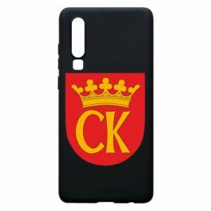 Huawei P30 Case Kielce coat of arms