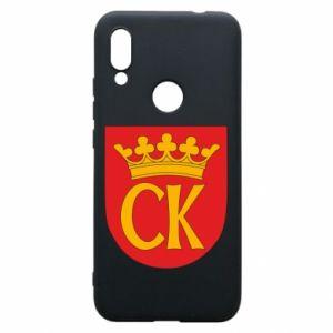 Xiaomi Redmi 7 Case Kielce coat of arms