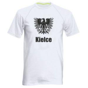 Męska koszulka sportowa Kielce
