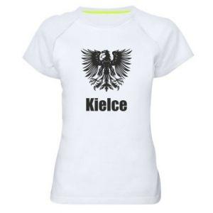 Damska koszulka sportowa Kielce