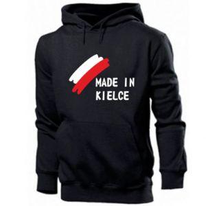 Men's hoodie Made in Kielce