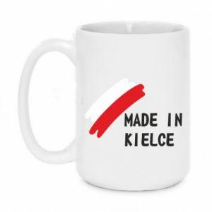 Kubek 450ml Made in Kielce