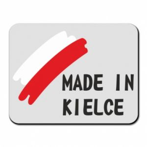 Mouse pad Made in Kielce