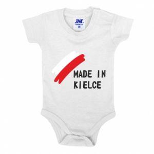 Baby bodysuit Made in Kielce