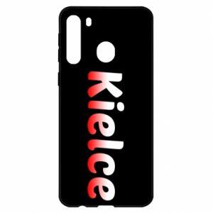 Samsung A21 Case Kielce