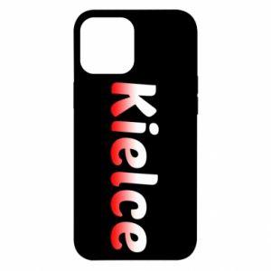 """Kubek 330ml """"Made in Kielce"""" napis na dłoni"""