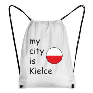 Backpack-bag My city is Kielce