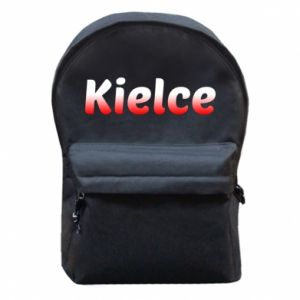 Backpack with front pocket Kielce