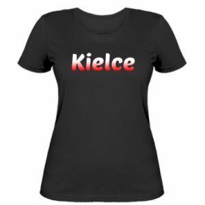 Women's t-shirt Kielce