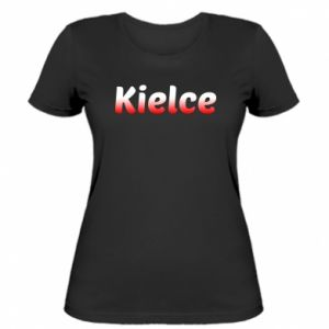 Damska koszulka Kielce
