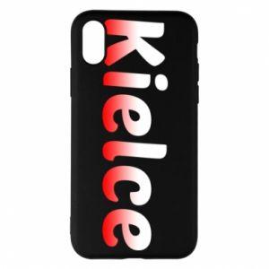 iPhone X/Xs Case Kielce
