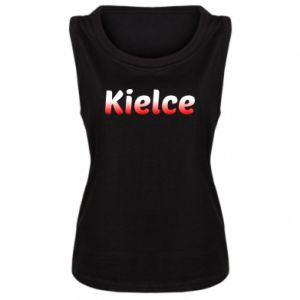 Damska koszulka bez rękawów Kielce