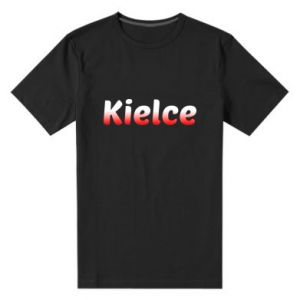 Męska premium koszulka Kielce