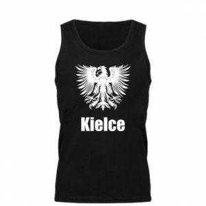 Męska koszulka Kielce - PrintSalon