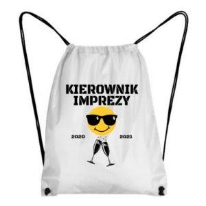 Plecak-worek Kierownik imprezy