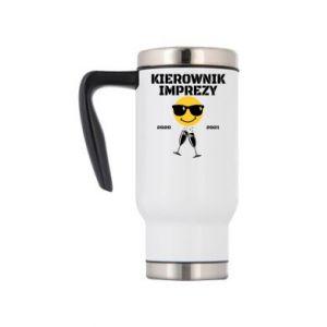 Travel mug Event manager