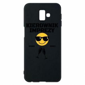 Samsung J6 Plus 2018 Case Event manager