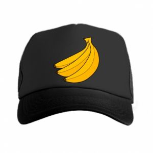 Trucker hat Bunch of bananas