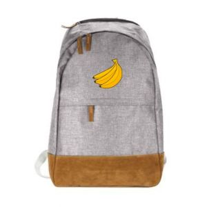 Miejski plecak Kilka bananów