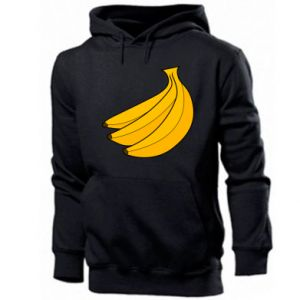 Men's hoodie Bunch of bananas