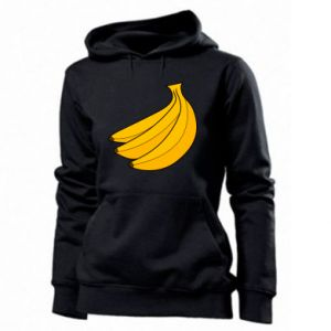 Women's hoodies Bunch of bananas