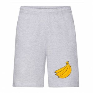 Men's shorts Bunch of bananas