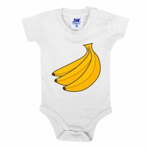 Baby bodysuit Bunch of bananas