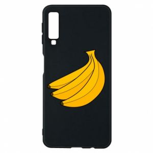 Samsung A7 2018 Case Bunch of bananas