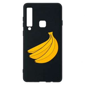 Samsung A9 2018 Case Bunch of bananas