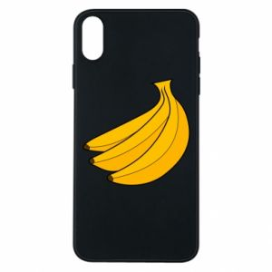 iPhone Xs Max Case Bunch of bananas
