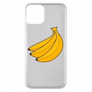 iPhone 11 Case Bunch of bananas