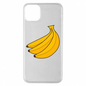 iPhone 11 Pro Max Case Bunch of bananas