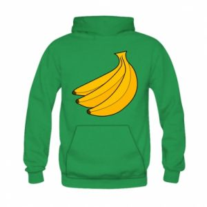 Kid's hoodie Bunch of bananas