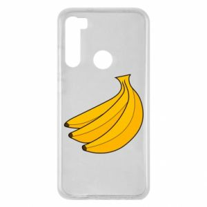 Xiaomi Redmi Note 8 Case Bunch of bananas